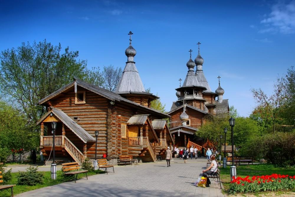 Храм вмч. Георгия. Коптево, Москва