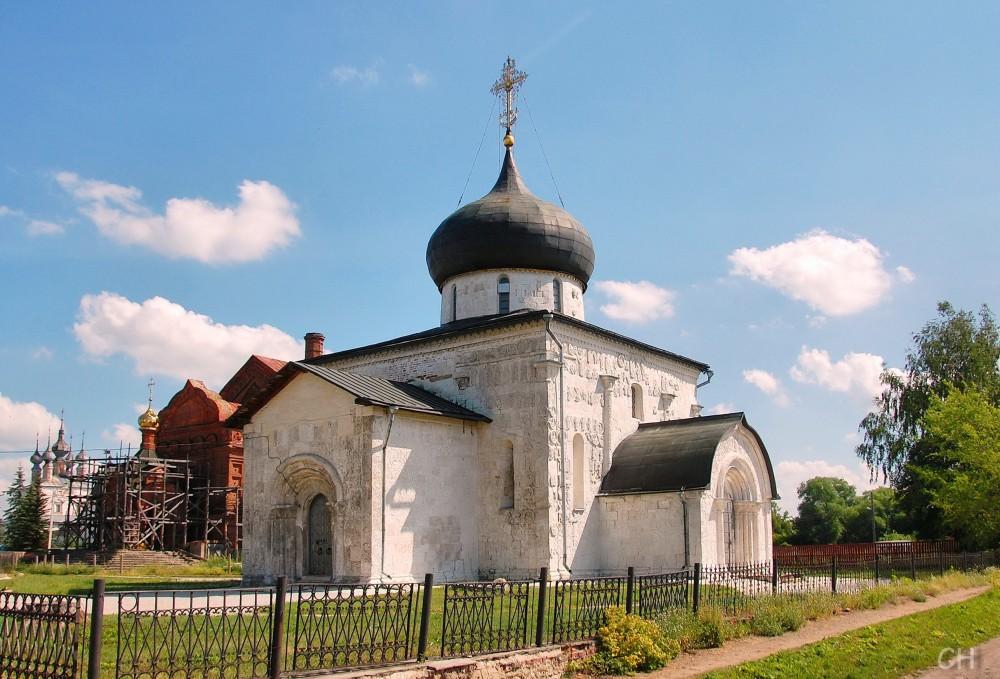 Собор вмч. Георгия Победоносца. Г. Юрьев-Польский