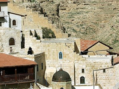 Ancient Palestinian monastery under UNESCO consideration