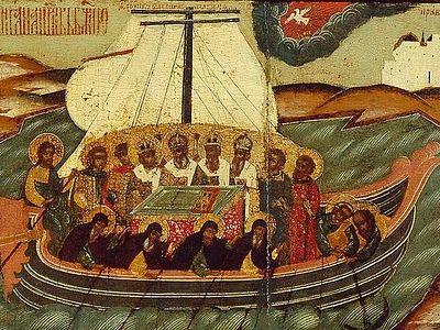 Корабль спасения