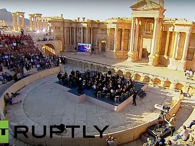 Russia's Palmyra Concert Reveals What the West Lacks