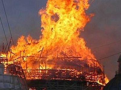 Третья церковь сожжена за этот год в Танзании