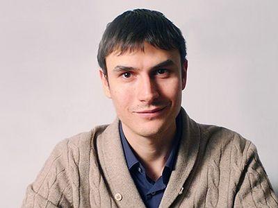 Писатель Сергей Шаргунов: «Литература – наше всё!»