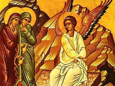 The Disorienting Shock of an Empty Tomb: Homily for the Sunday of the Myrrh-Bearing Women in the Orthodox Church