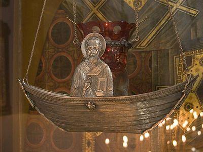 Фотогалерея. Праздник свт. Николая в итальянском городе Бари