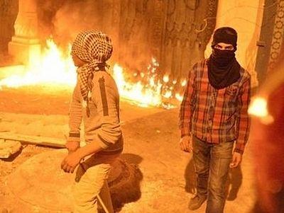 В Египте толпа мусульман напала на семью христиан-коптов