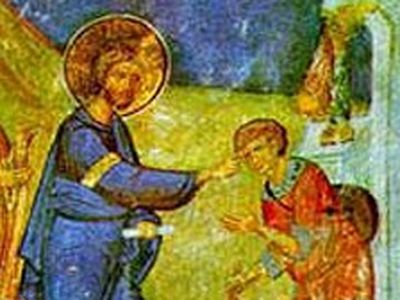 Light Shines Even in the Dark Prison of Death: Homily for the Sunday of the Blind Man in the Orthodox Church