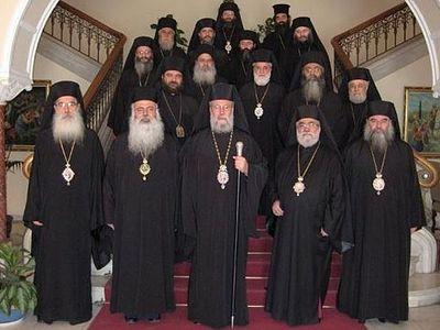 Кипрская Православная Церковь предложила поправки к тексту «Отношения Православной Церкви с остальным христианским миром»