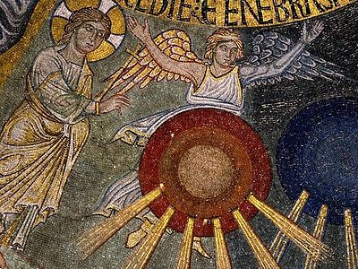 Как Бог творил мир (+ВИДЕО)