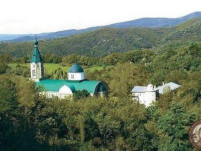 В скиту Старый Русик на Афоне возобновлена монашеская и литургическая жизнь