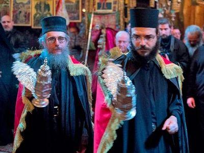 Афонские монахи о Всеправославном Соборе