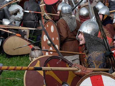 Времена и эпохи 2016: Битва тысячи мечей