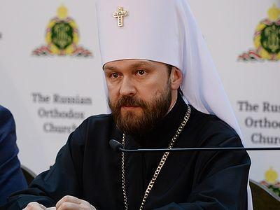 Митрополит Волоколамский Иларион: Во Всеправославном Соборе должны участвовать все Церкви