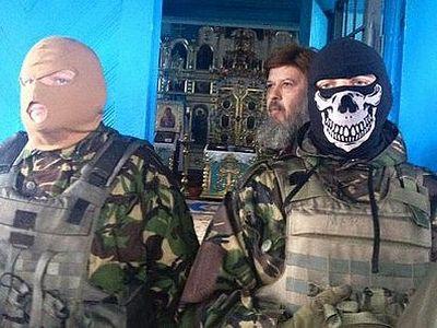 На западе Украины захватили храм УПЦ МП