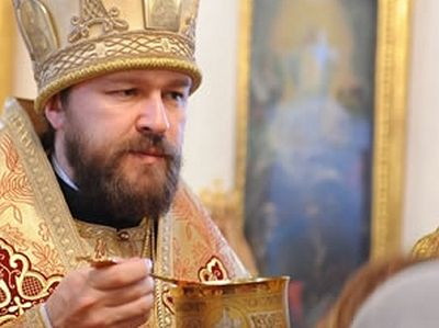 Metropolitan Hilarion of Volokolamsk: Voices of the Churches should not be disregarded