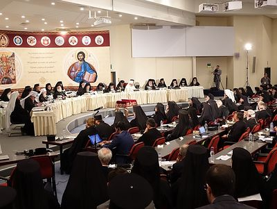 Great and Holy Council: Summary of Day One press briefing