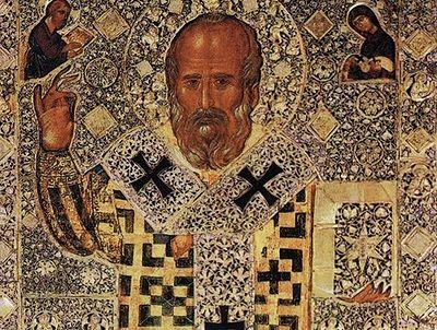 В Петербург из Италии прибывает чтимая икона Николая Чудотворца