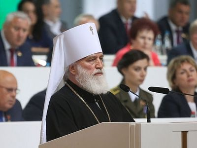 Metropolitan Pavel: Belarus plays a God-given peacemaking role