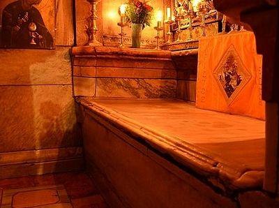 Впервые за 200 лет снимут плиту с Тридневного ложа Спасителя в Гробе Господнем