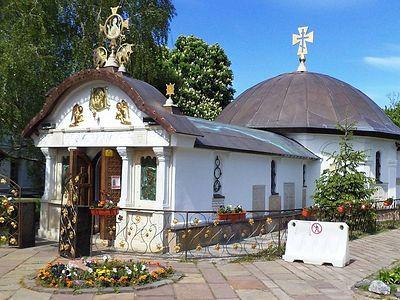 О чудесах Богородицы в Десятинной церкви