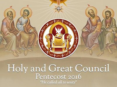 Message of the Holy and Great Council of the Orthodox Church