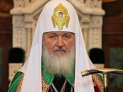 Патриарх Кирилл выразил соболезнования в связи с террористическим актом в аэропорту Стамбула