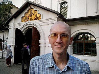 Состоялось отпевание Петра Гудкова, солиста хора Сретенского монастыря