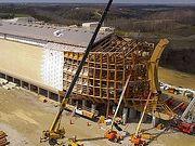 В штате Кентукки строится копия Ноева ковчега