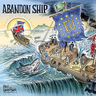 Brexit: взгляд из Англии
