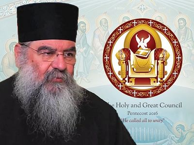 Metropolitan Athanasius of Limassol: My conscience would not allow me to sign