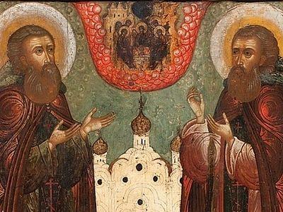 В Манеже будет проходить выставка икон «Русские святые»