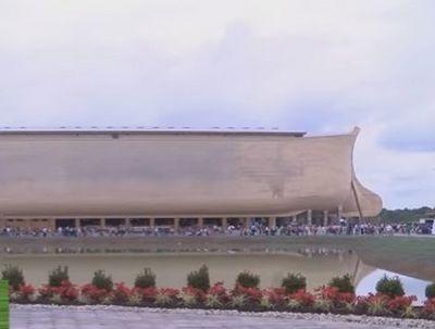 Ноев ковчег появился в США