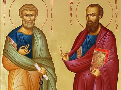 The Spiritual Meaning of the Feast of Sts. Peter and Paul