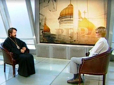 Митрополит Иларион: Русская литература обладает глубоким воспитательным и христианским потенциалом