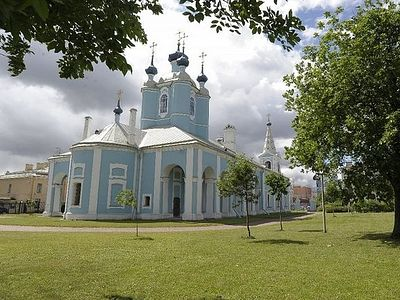 Сампсониевский собор: от служения муз к Литургии