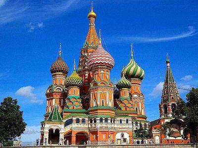Храм Василия Блаженного на Красной площади отмечает 455-летие