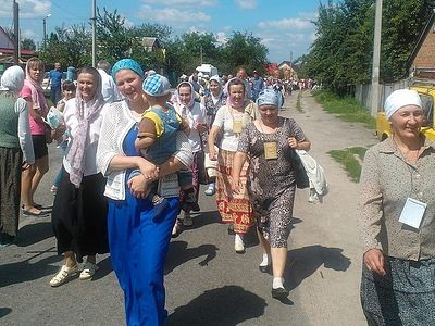 Всеукраинский крестный ход: последний рубеж