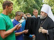 Церковь открыла в Омске социальную гостиницу для бездомных