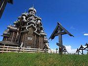 Преображенскую церковь на острове Кижи отреставрируют к 2020 году