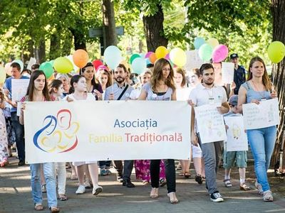 Approval for the Initiative of the 3 Million Romanians Concerning the Traditional Family