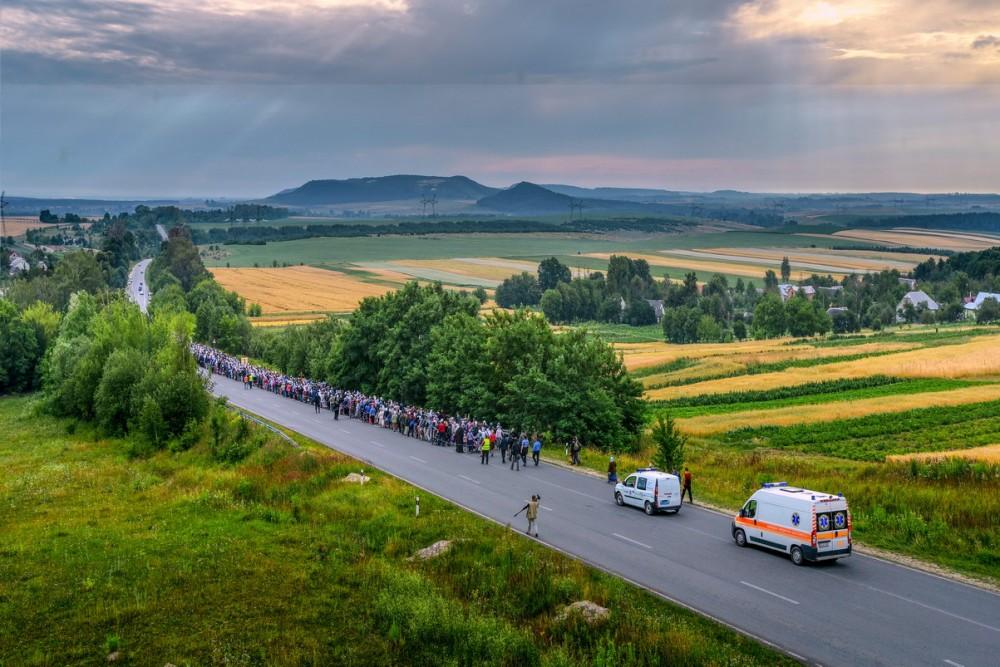 100 фотографий Крестного хода за мир на Украине