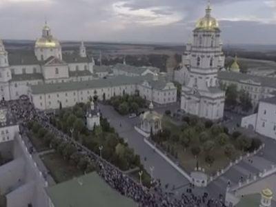 Всеукраинский Крестный ход VS «Українська хода». Факты и фантазии