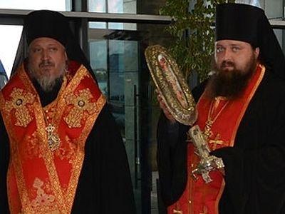 Relics of St Pantaleon arrive in Belarus