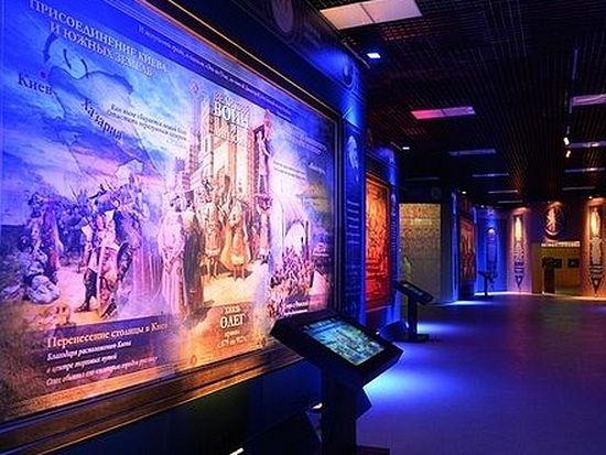 Экспозиции мультимедийного исторического парка «Россия-Моя история» рекомендованы в качестве материалов для переподготовки преподавателей вузов и студентов