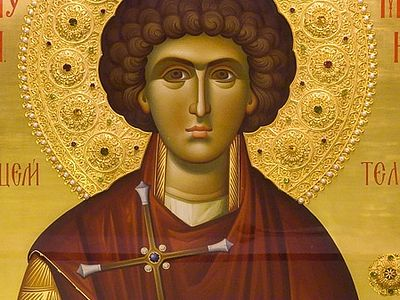 Sermon for the Feast of St. Panteleimon 2014