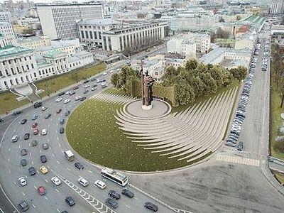 В. Мединский: памятник князю Владимиру в Москве устанавливается по согласованию с ЮНЕСКО