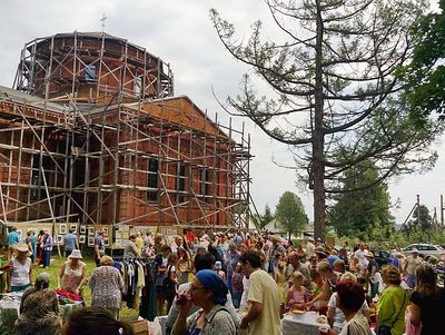 Restoring Old Churches Inspires a New Philanthropy in Russia