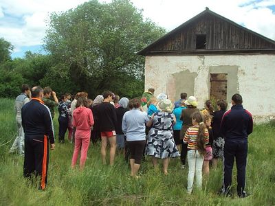 Muslim in the Chelyabinsk Region bought a deserted church and gifted it to Orthodox believers