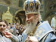 Блаженнейший Митрополит Онуфрий: У исполняющего Божьи заповеди всегда хорошее настроение