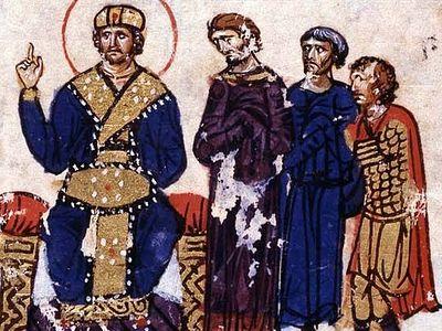 Власть в Византии